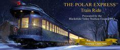 THE POLAR EXPRESS Train Ride - Rhode Island Blackstone Valley New England Christmas Tour (Woonsocket, RI)