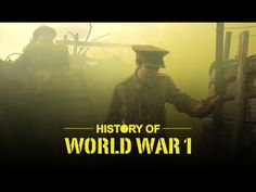 Are you looking for World War 1 Lesson Plans! The History of WW1 in one take! WOW!