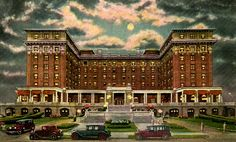Watching History Go Away: The Christian Admiral Hotel