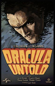 Dracula Untold by 4gottenlore