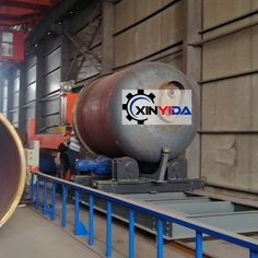 CNC polishing machine for glass-lined reactor & enamel glass reactor. Copper Tubing, All Friends, Cnc, Enamel, Glass, Things To Sell, Vitreous Enamel, Drinkware, Corning Glass