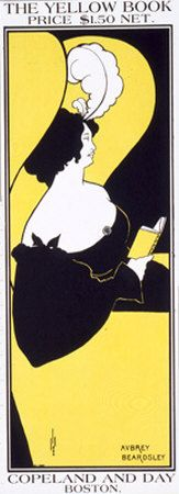 Aubrey Beardsley - The Yellow Book