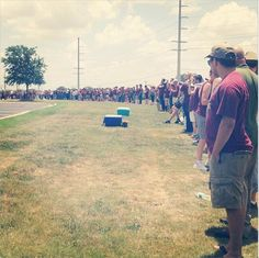 "*<3* *<3* When students at Texas A & M  found out that the Westboro Baptist Church was planning a protest at the funeral of a soldier who was killed in active duty, they formed a ""maroon wall"" around the church to shelter the family and friends of the fallen soldier. *<3* *<3*"