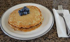 Pancakes, Egg and Milk-Free