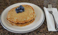Pancakes, Egg and Milk-Free