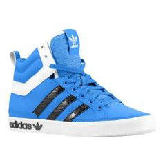 Adidas High Tops Blue