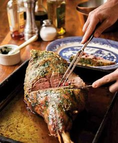 Skip the corned beef and cook up an authentic St Patrick's Day feast!  No one in Ireland eats corn beef on SPD ... or ever. Now lamb is another matter!  Click through, read article and get wonderful recipes of real Irish food.