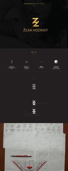 """Tvar loga ŽILKA HODINKY je vytvořen ze čtyř symbolů. Čtyřka podle numerologie odráží sílu a stabilitu. Písmena """"Ž"""" a """"H"""" jsou iniciály firmy. Symbol přímky zastupuje nejen příjmení, ale nese v sobě význam i dvou aspektů lidského života vztahující se k planetě a lidstvu. V lidském pojetí znamená žíla protékající krev ve stálém koloběhu života. Dokud proudí krev, počítáme svůj čas na této planetě. Žíla v geologii představuje tepny samotné planety. Jde o magmatické výlevy a jsou pro lidstvo…"""