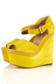 yellow not mellow