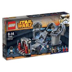 LEGO Star Wars 75093: Death Star Final Duel: LEGO: Amazon.co.uk: Toys & Games
