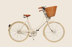 Britannia Pashley bicycle. <3 To get after the move!