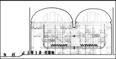 b>Title : Prometeo Scale : --- Date : Author : Renzo Piano/B. Renzo Piano, Sound Installation, Concept Draw, Photoshop, Architecture, Luigi, Musicals, Floor Plans, Community