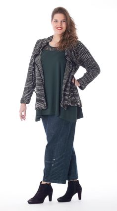 Exelle | curvy fashion | very comfortable trouser | loose fit | several combinations possible