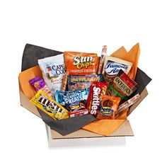 Trick or Treat College Care Package