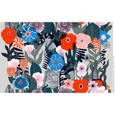 marimekko-kasvu-multicolor-fabric-11.jpg (1200×1200)