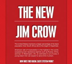 The New Jim Crow - Paper issues!?