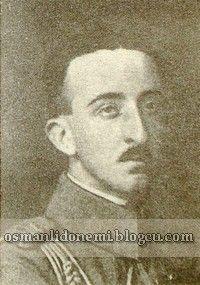Osmanlı Hanedan Fotoğrafları Abdulhamid II - OĞLU Abdurrahim Hayri Efendi- 1894 - 1952