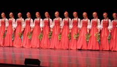 The Performers In This Russian Dance Actually Appear To Float And It's Absolutely Mesmerizing.