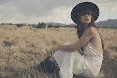 Stone Cold Fox Dress, Fringe Boots