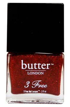 BUTTER LONDON - Primrose Hill Picnic/Rosie Lee/Tart with a Heart #Nordstrom $14