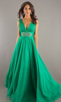 I wish I was tall enough to wear something like this but this is GORGEOUS.  Perfect cut and gorgeous color.