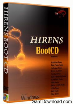 Download Hiren's Bootcd v15.2 Crack with Serial key