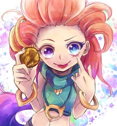 Zoe by しまった