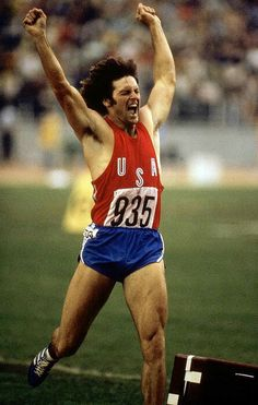 Bruce Jenner was an athlete back in time!