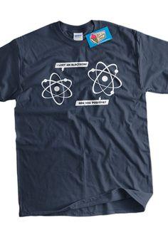 Lost Electron Screen Printed T-Shirt Tee Shirt T von IceCreamTees