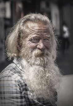 Photographer captures candid homeless people