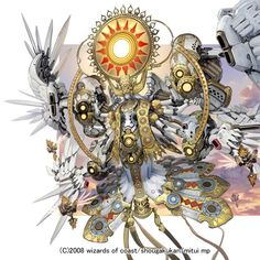 ... иллюстратора Toshiaki Takayama (part II