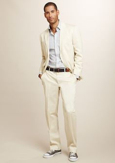 Suit with Sneeks