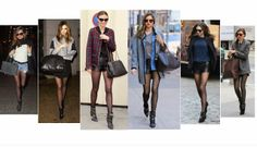 Miranda Kerr, Sheer Tights, Miranda Kerr Style, Celebrity Tights, Celebrity Style