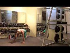 ▶ 5 Min 5x5 Bodyweight Workout - YouTube