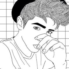 Image about boy in OUTLINE by ☆ on We Heart It