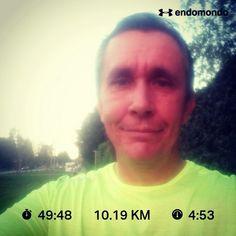 Egy hét kihagyás után, egész jó eredmény.... Jövő héten vasárnap, Hírös Félmaraton. Az 1h50min-t célzom meg.  #futás #running #runningman #10k #felkeszules #hirosfelmaraton #halfmarathontraining #autumnrun #autumn #september #hungary Healthy Life, Photo And Video, Instagram, Healthy Living