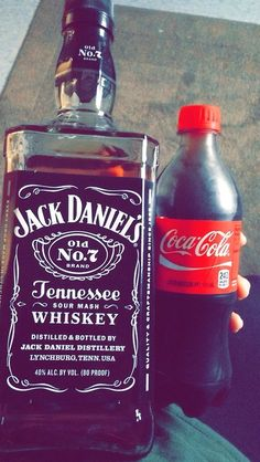Jack and Coke Jack Daniels Drinks, Fireworks Pictures, Jack Daniels Distillery, Smirnoff Ice, Alcohol Aesthetic, Smoke Photography, Getting Drunk, Liquor Bottles, Snapchat