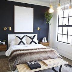 ARREDAMENTO E DINTORNI: pareti scure...quasi nere