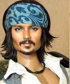 Johnny Depp by Noel Cruz