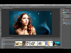 WACOM & PHOTOSHOP WITH COLIN SMITH - YouTube