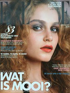 ELLE magazine 2006- Photographer Paul Berends- Picture editor Anja Koelstra  #ELLE
