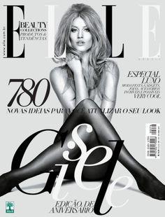 Giselle Bundchen for Elle via design scene