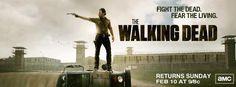 The Walking Dead - Season 3  Fight The Dead. Fear The Living - Rick