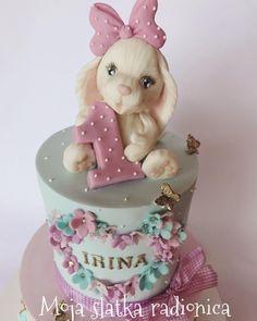 Sweet Rabbit cake by Branka Vukcevic