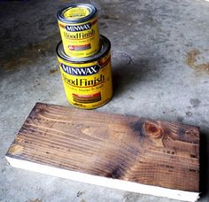 How To Paint Furniture   Rustic Yet Refined Wood Finish   Ana White - Homemaker