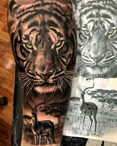 REALISTIC TATTOO | Реализм тату