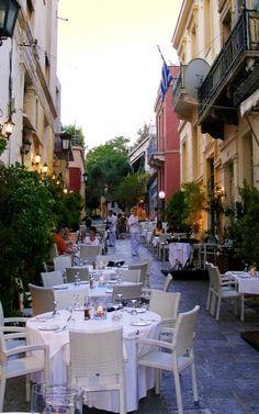 Plaka, Atenas, Grécia