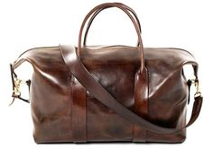 Cavalier Essentials Original Leather Duffle