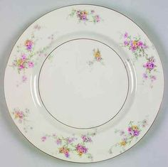 Gloria pattern china by Haviland...made in America about 1950...was my Grandmother Della's pattern