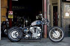 1940 KNUCKLE HEAD by Bike Garage Kokoro